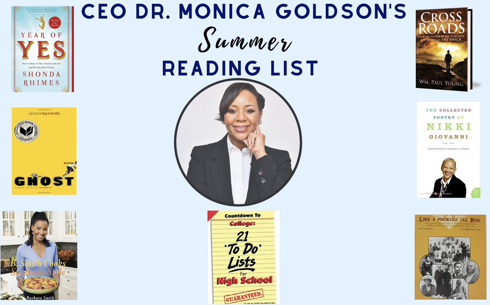 Goldson Summer Reading Picks 2019_