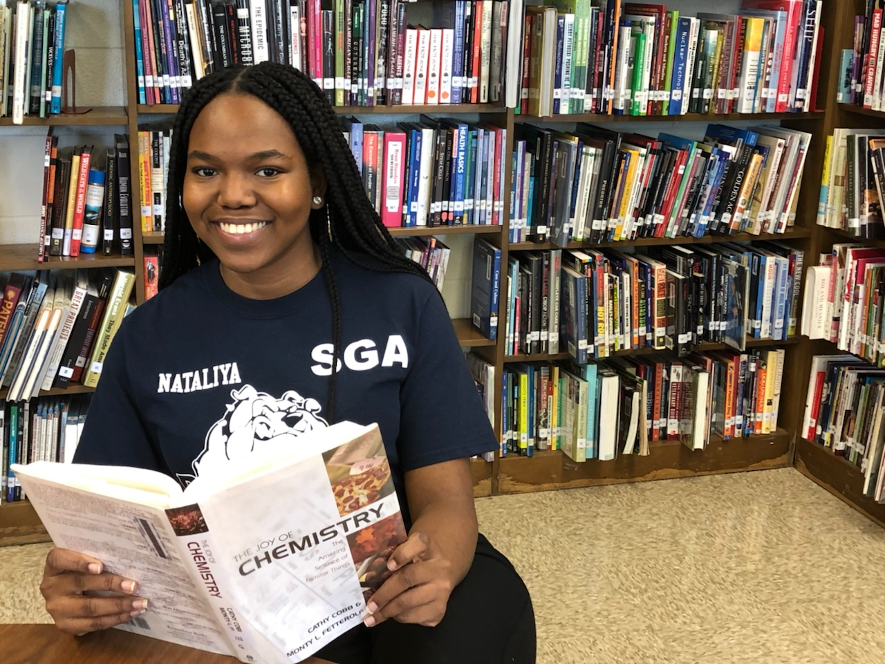 Scholar of the Week: Bowie High School Senior Natalya Brown
