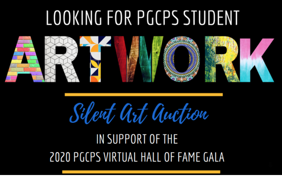 Student Artwork Wanted for Hall of Fame Gala Auction 2020