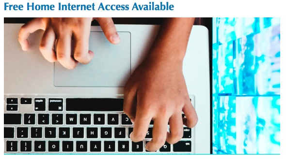 Free Home Internet Access Available